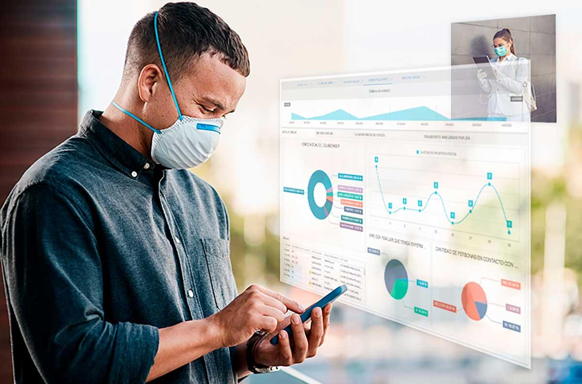 Aranda Health Report la aplicación para el regreso seguro a los espacios de trabajo