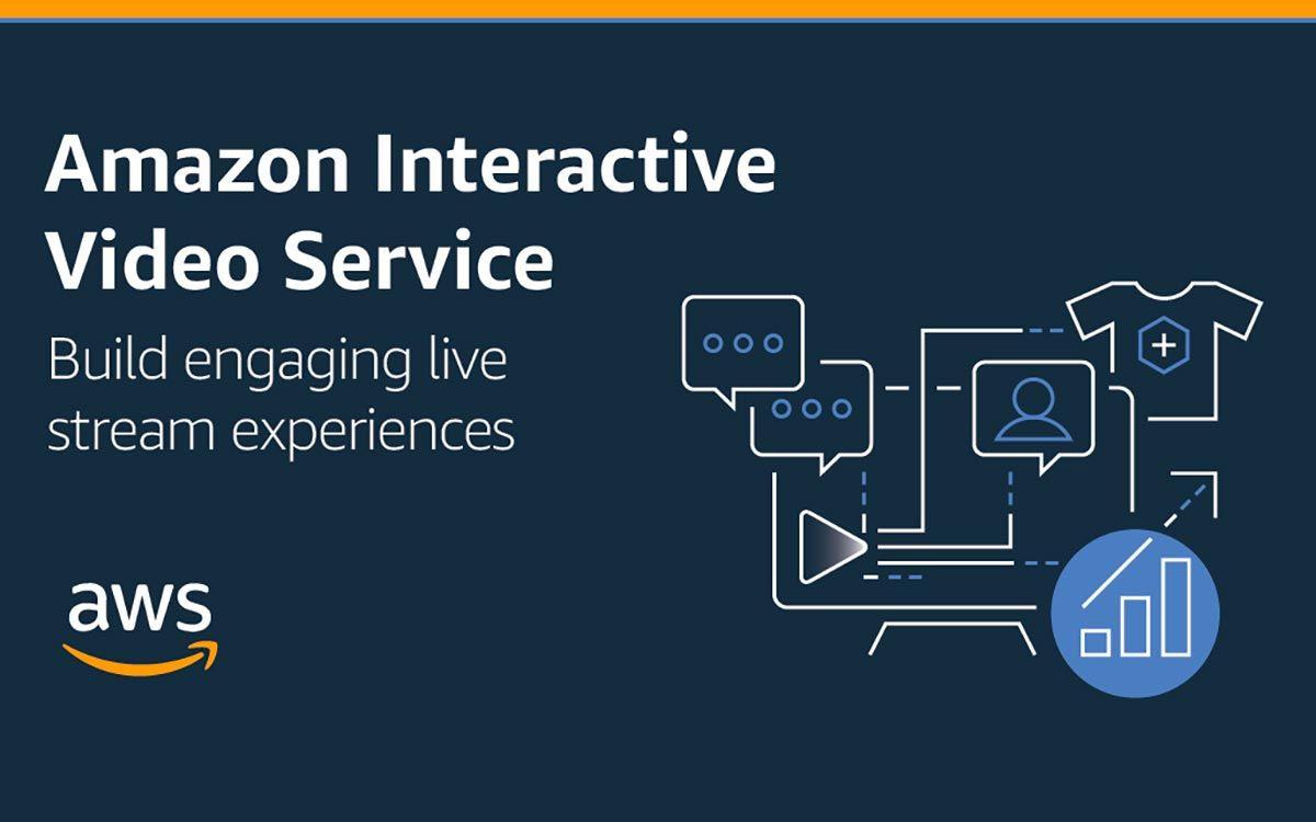 AWS anuncia el Servicio de Video Interactivo Amazon IVS