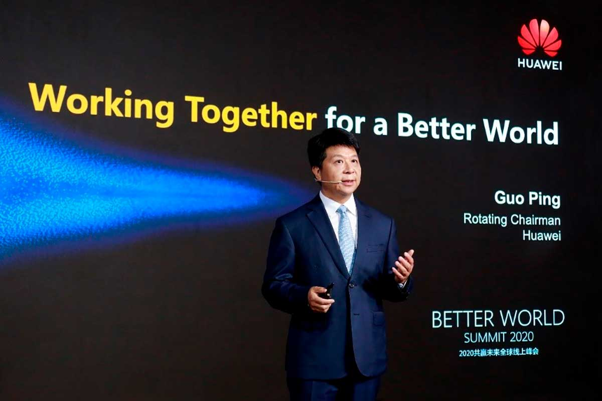 Guo Ping de Huawei: Liberaremos todo el potencial del 5G