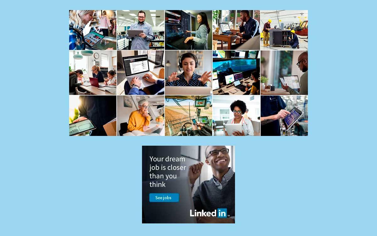 Microsoft y LinkedIn capacitarán a 25 millones de personas en habilidades digitales