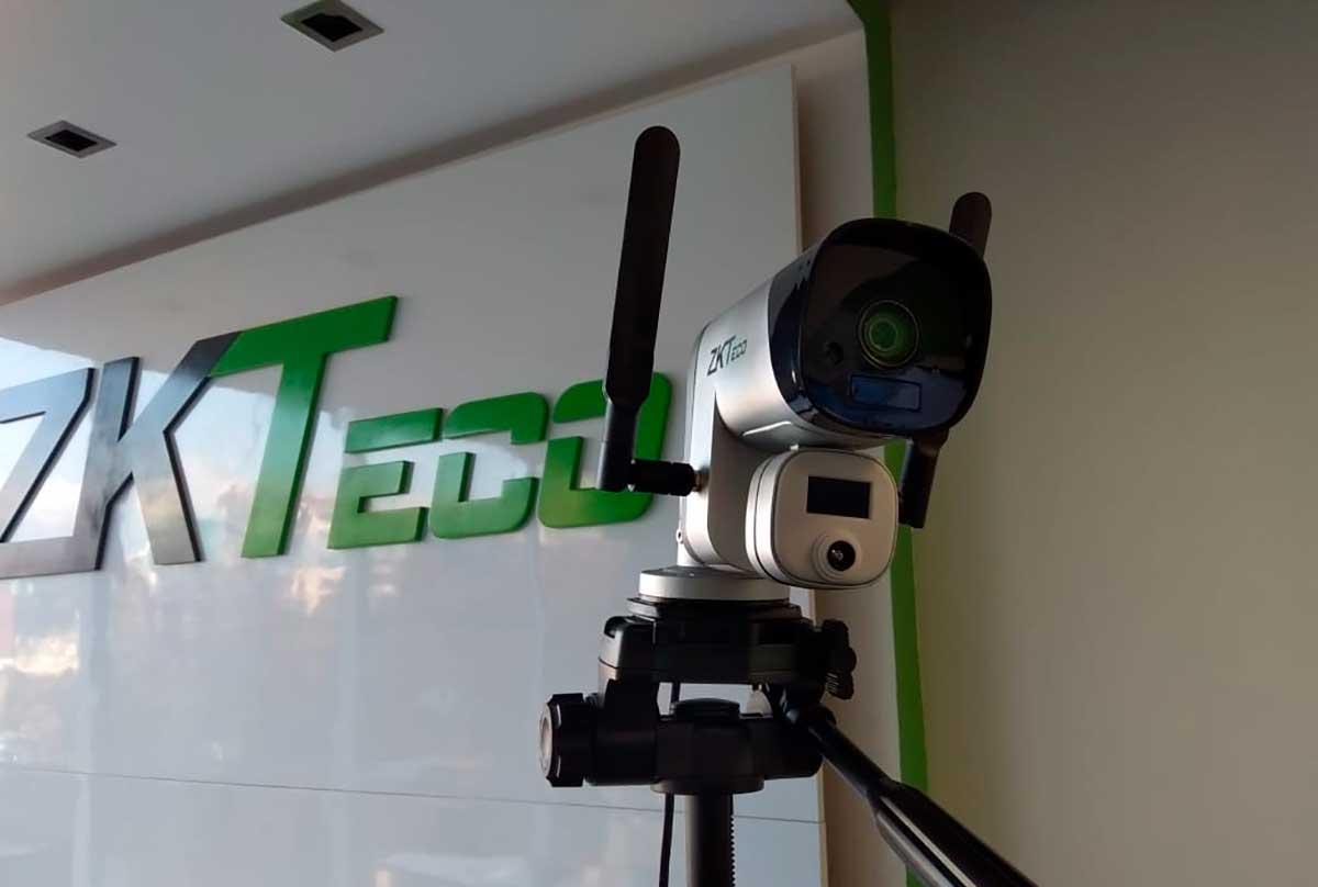Sistemas de videovigilancia evolucionan a través de cámaras térmicas