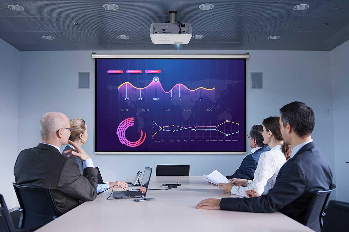 ViewSonic presenta nuevos proyectores PG707X y PG707W