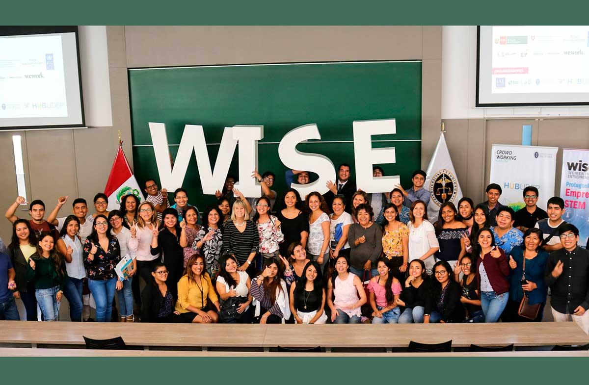 WISE Perú convoca a emprendedoras STEM para su nueva generación