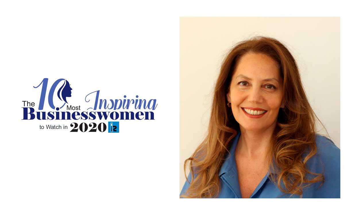 Andrea Mandelbaum reconocida internacionalmente por su inspiradora trayectoria