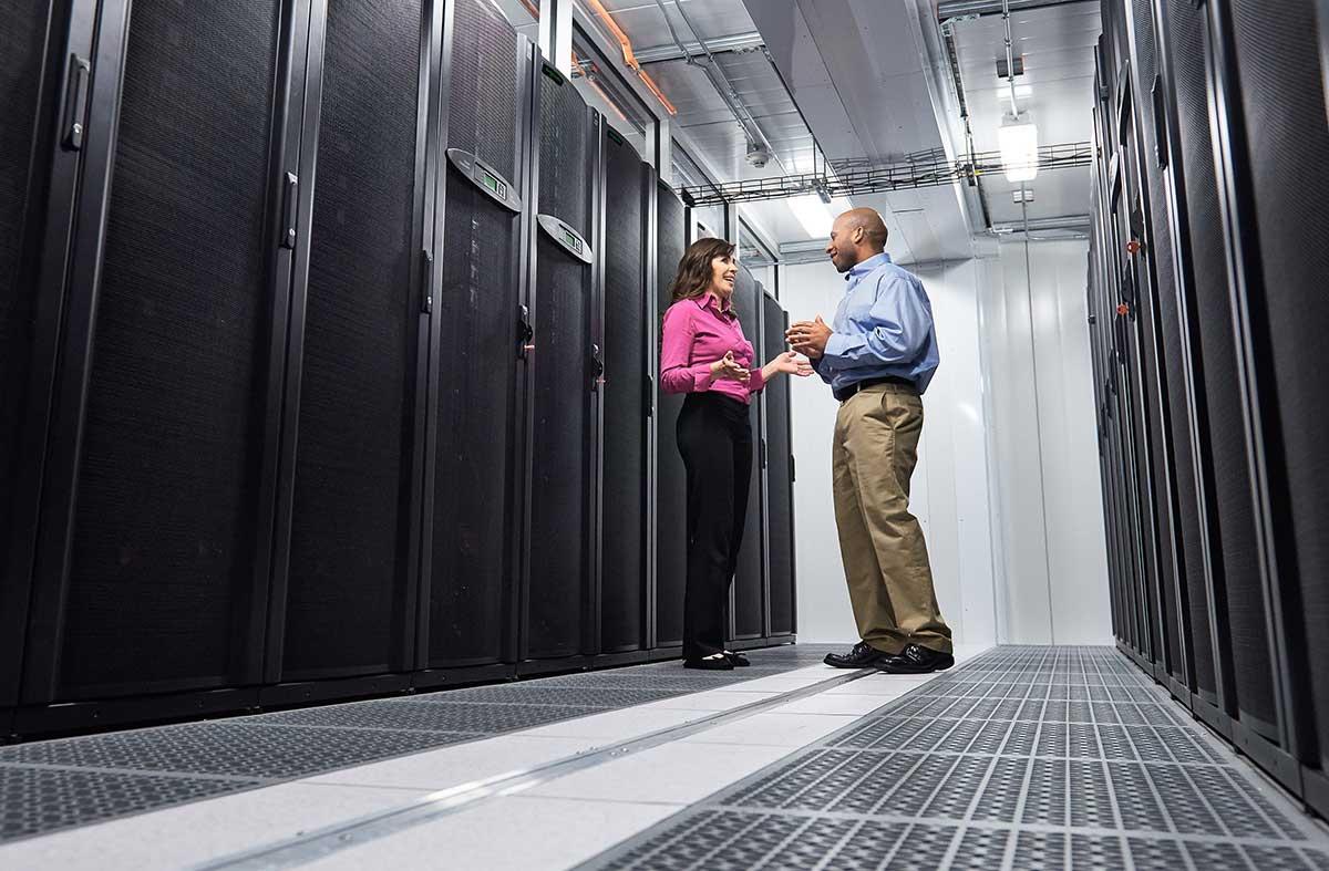 La refrigeración en los centros de datos consume entre el 30 y el 40 por ciento de la energía