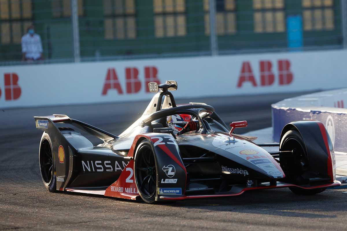 Nissan e.dams obtiene primera victoria de la temporada 2019-20 de la Fórmula E