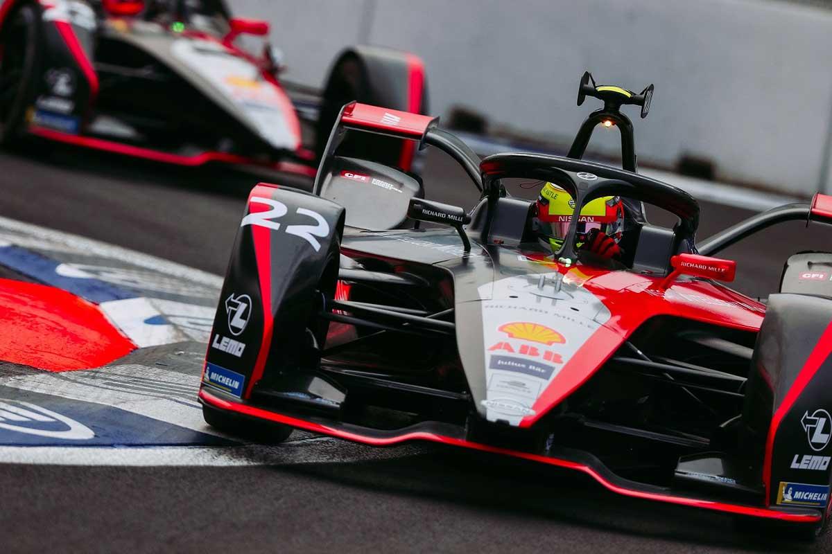 Nissan e.dams rumbo a Berlín para las seis últimas carreras de la temporada de Fórmula E