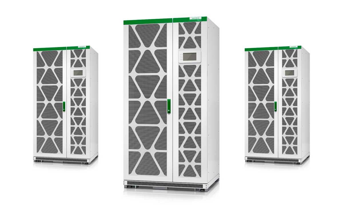 Schneider Electric lanza los nuevos Easy UPS 3L
