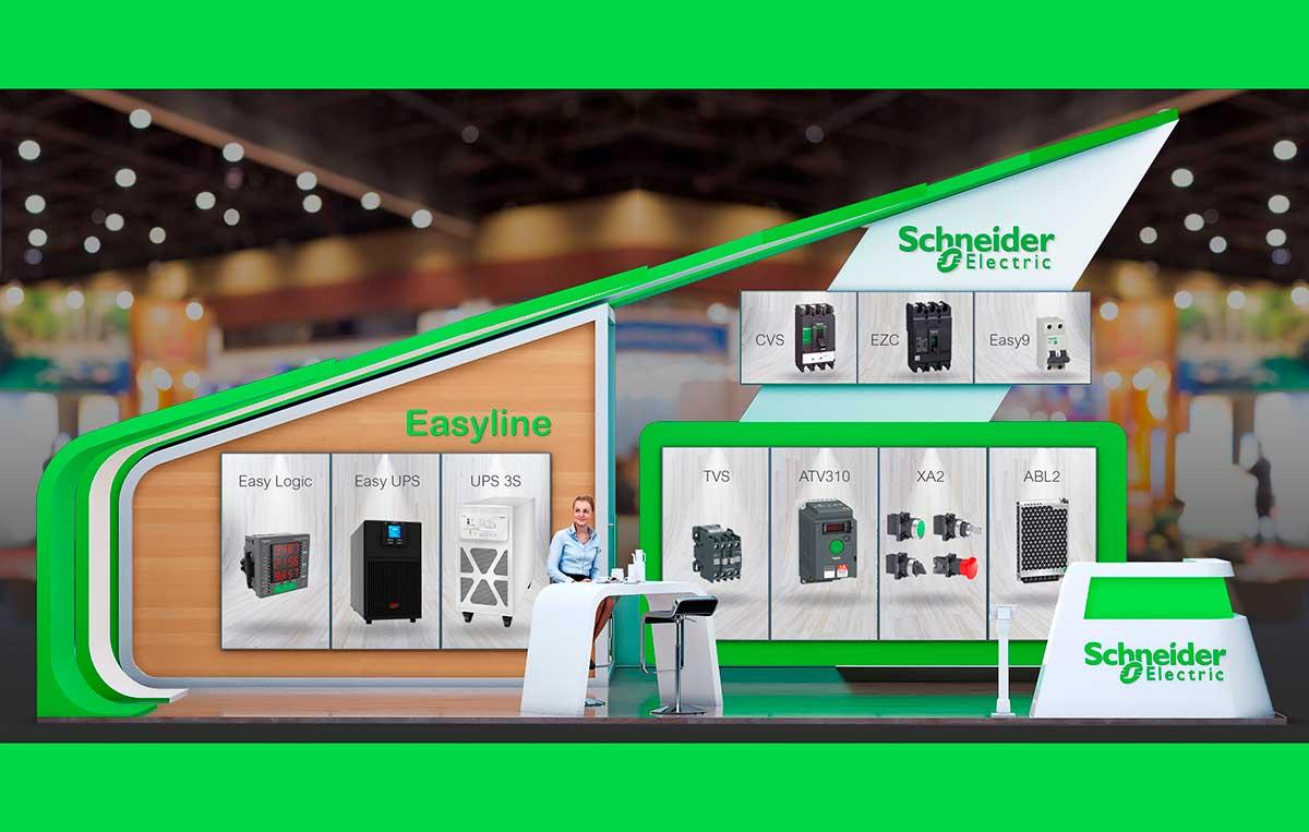 Schneider Electric presentó en el mercado peruano Easyline