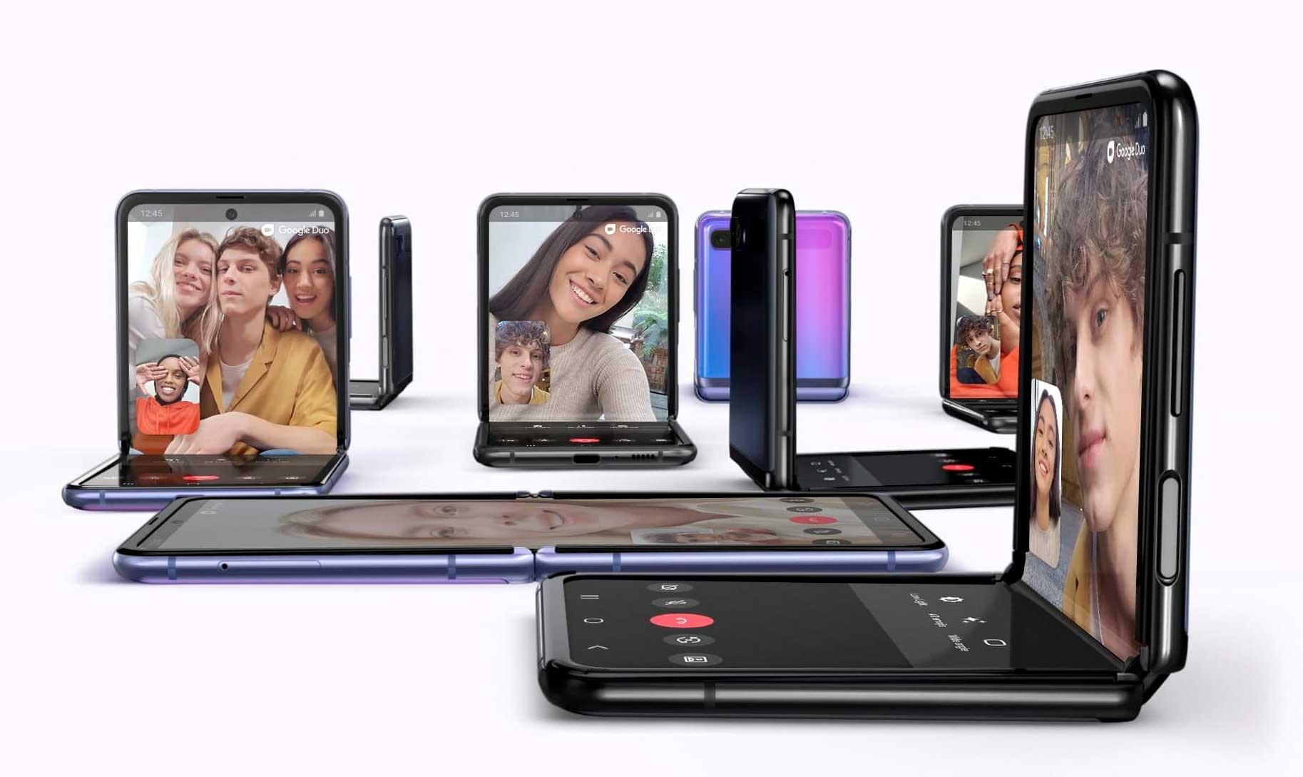 Tus reuniones de trabajo más sencillas con el Galaxy Z Flip