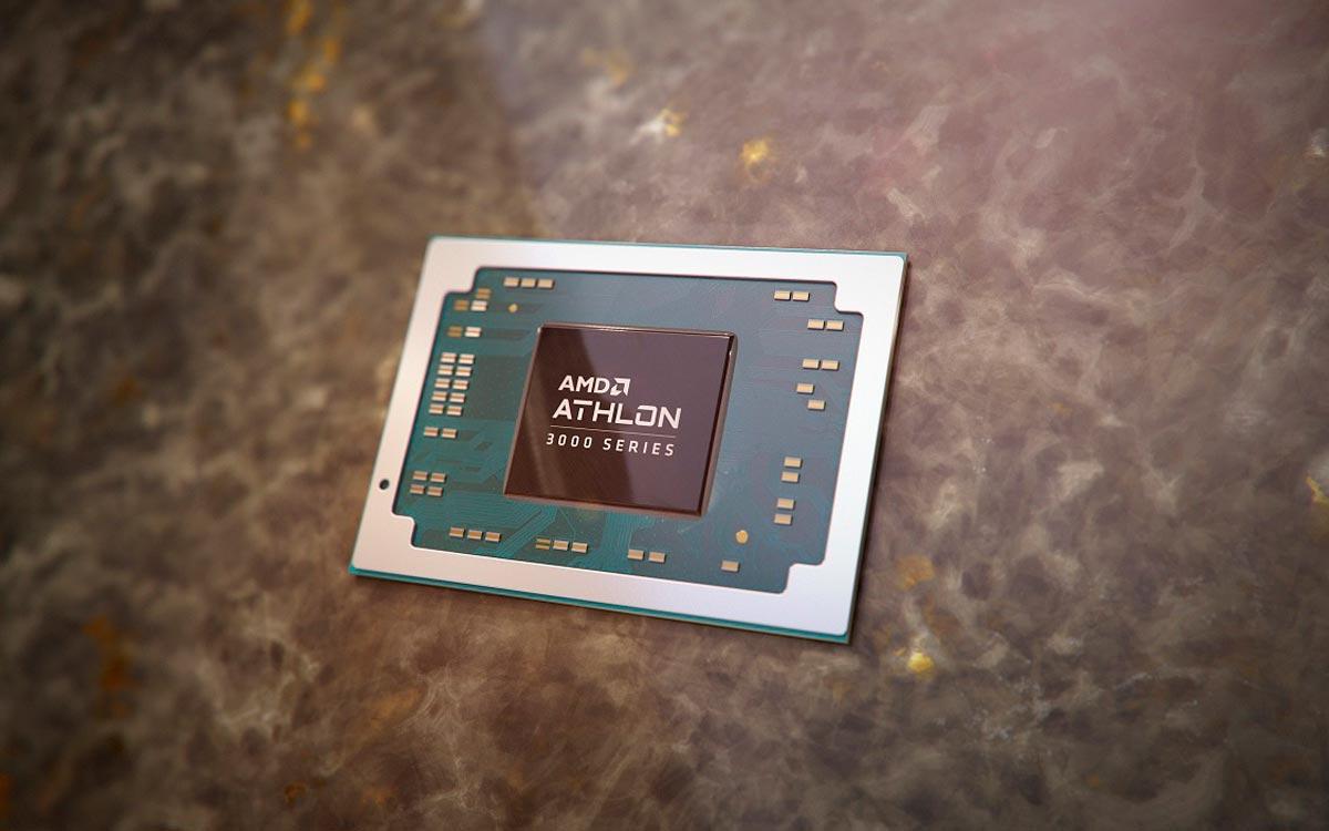 AMD lanza Procesadores Móviles basados en Zen para Chromebook