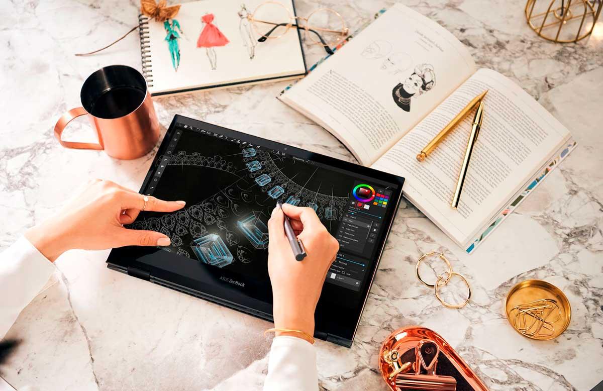 Asus lanza tres nuevas ZenBook Flip S