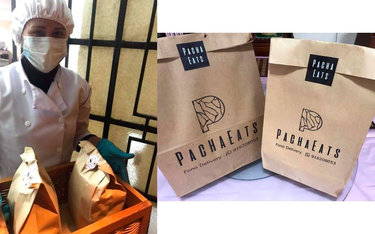 Empresarios de Pachacamac lanzan aplicativo Pacha Eats