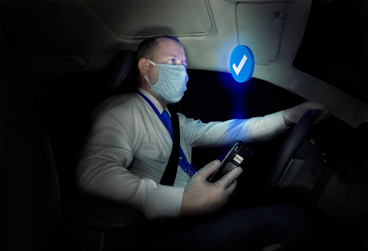 Inteligencia artificial para el control de Covid-19 en taxistas