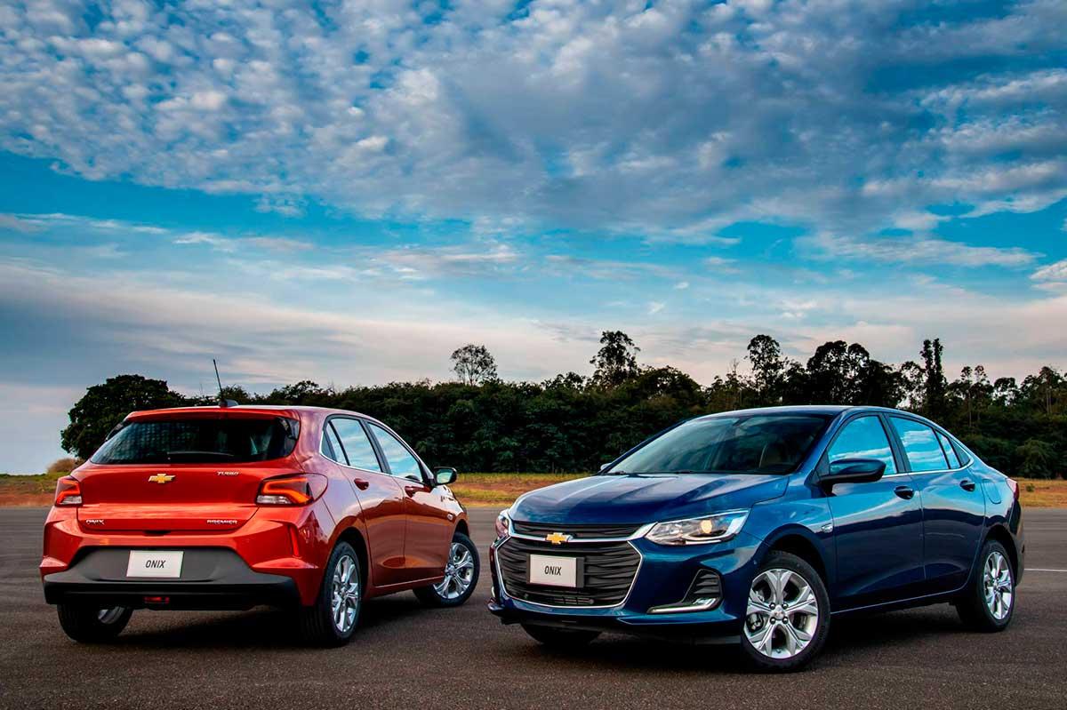 Nuevo Chevrolet All New Onix