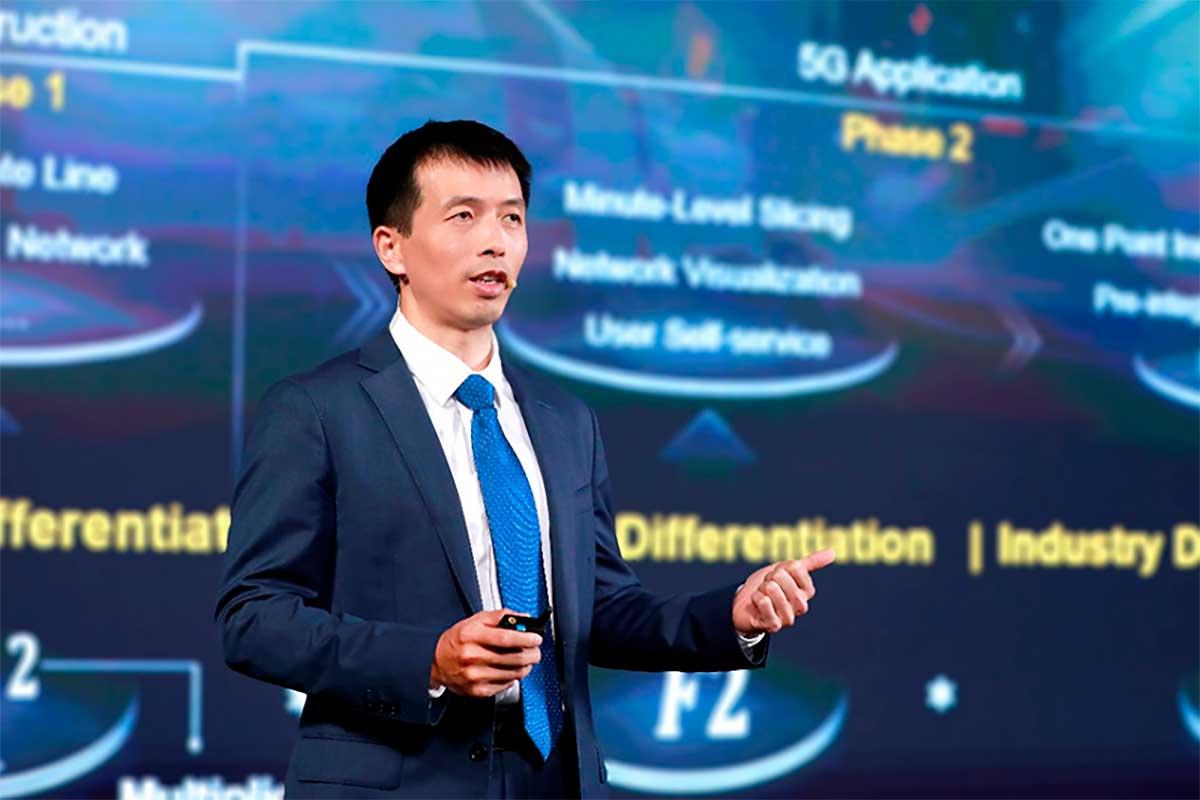 Peng Song de Huawei: NetX 2025 Facilita el Éxito Comercial de los Operadores