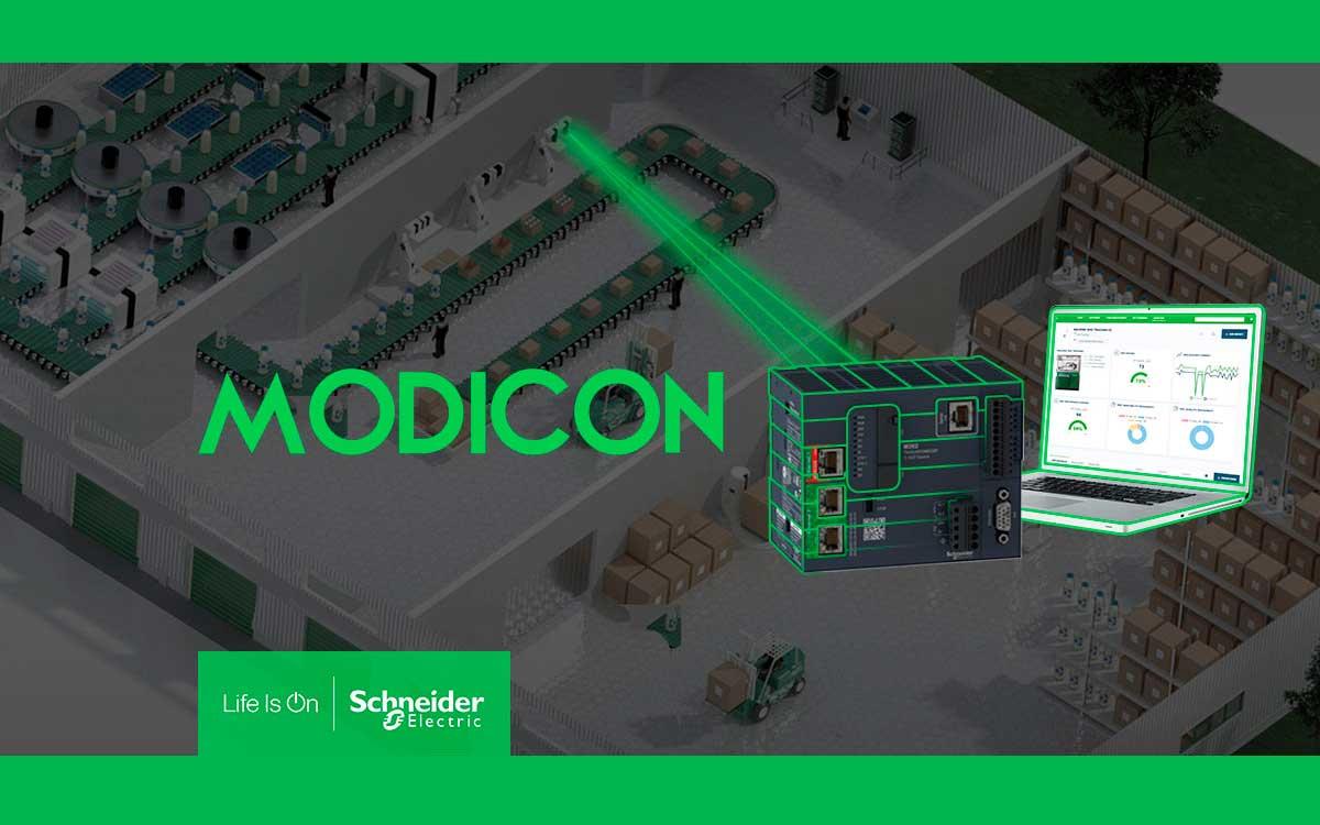Schneider Electric lanza el nuevo controlador Modicon M262