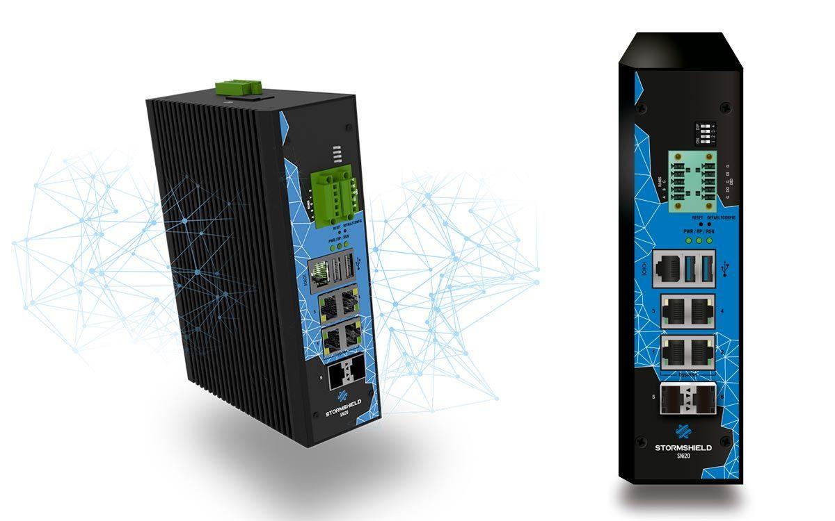 Stormshield lanza nuevo firewall SNi20
