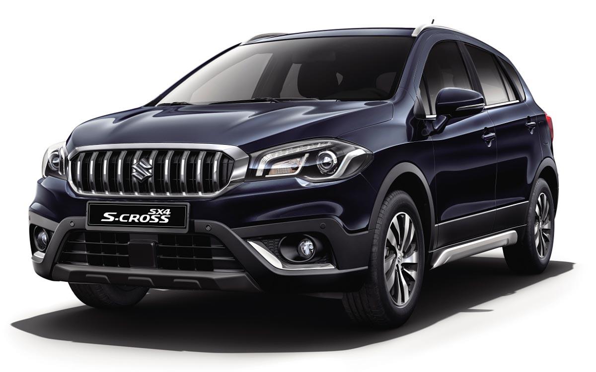 Suzuki Vitara y Suzuki S-Cross incorporan tecnología Boosterjet