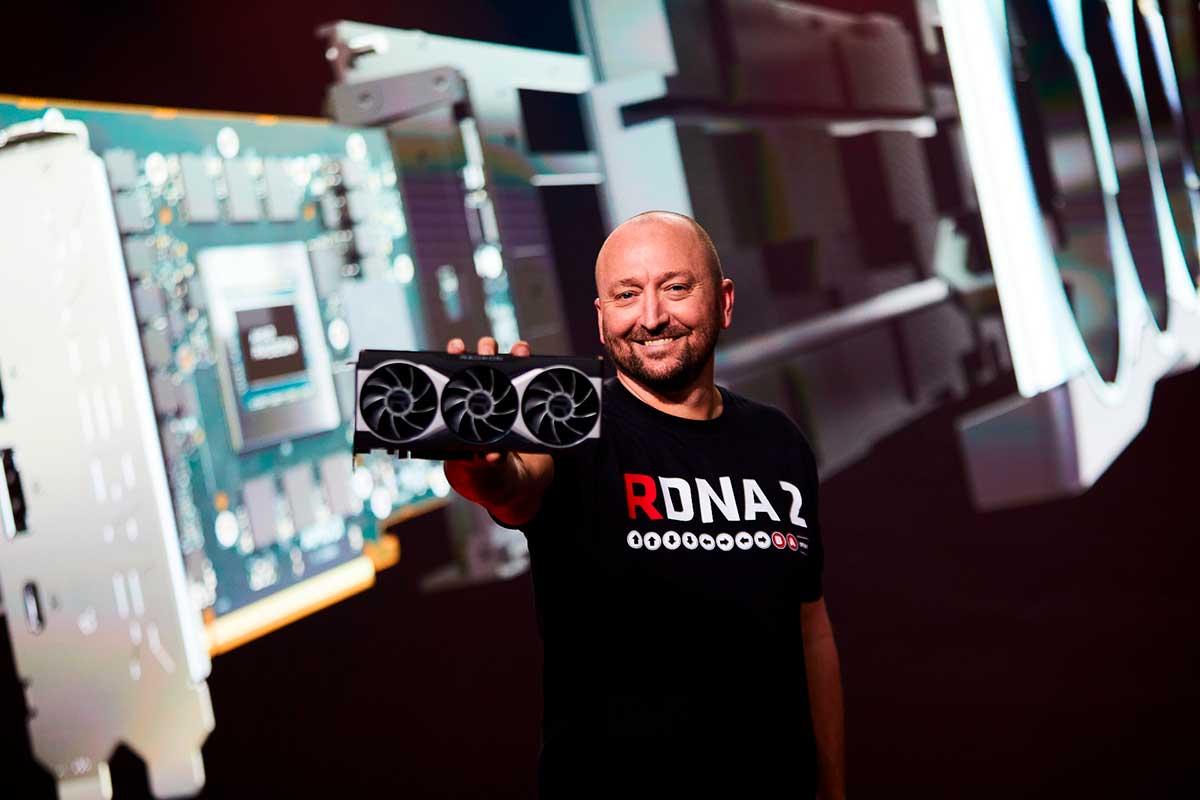 AMD revela la siguiente generación de PC gaming con la Serie AMD Radeon RX 6000