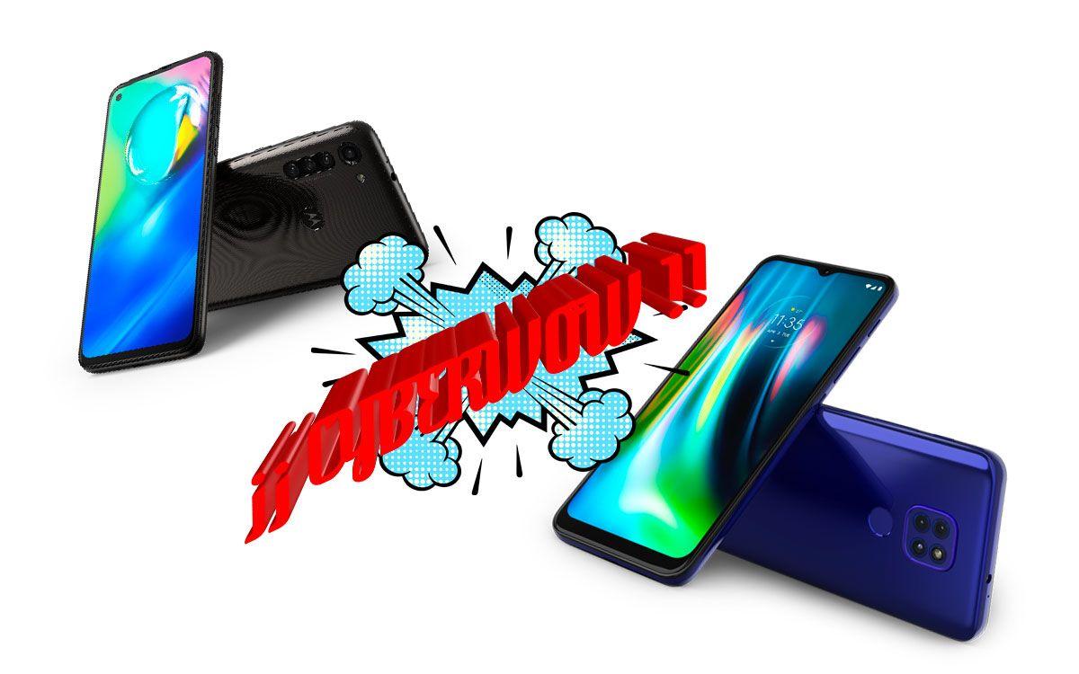 Aprovecha las promociones de Motorola por los CYBERWOW