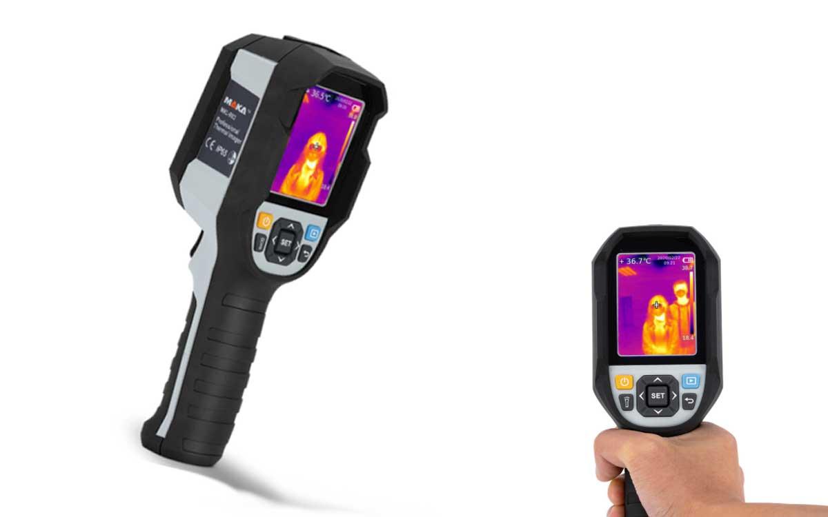 Cámaras termográficas: La nueva tecnología para tomar la temperatura