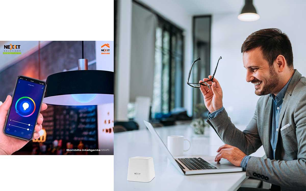 Convierte tu vivienda en un hogar inteligente con Nexxt Home