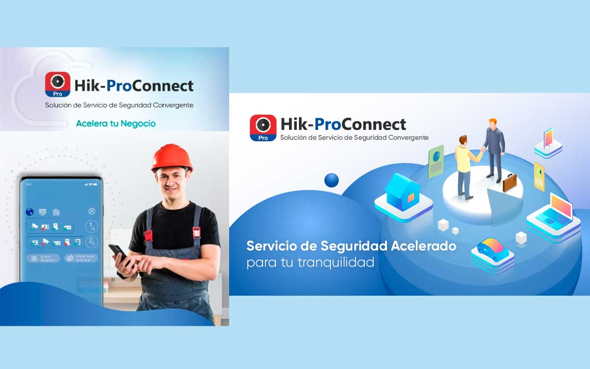 Hikvision lanza en Perú Hik-ProConnect