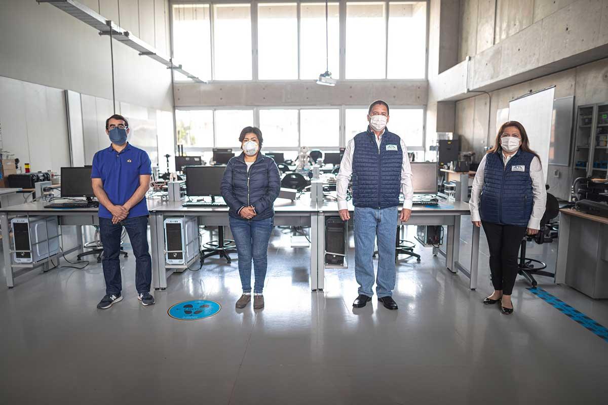 UTEC y ALTA ENGINEERING SAC se unen para desarrollar nuevo modelo de ventilador mecánico