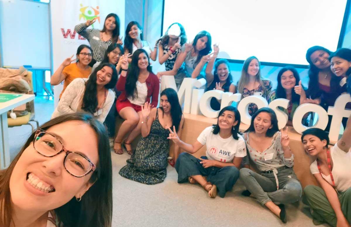 Women Speed Up Academy promueve empoderamiento femenino en Perú