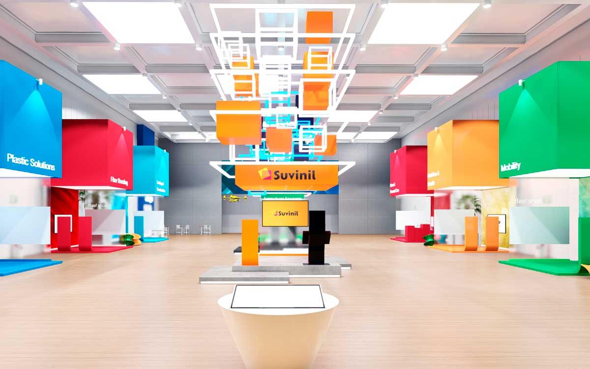 BASF Virtual X impulsa feria de negocios virtual en formato innovador