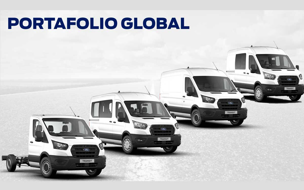 Ford y Nordex producirán la Transit en Uruguay en 2021