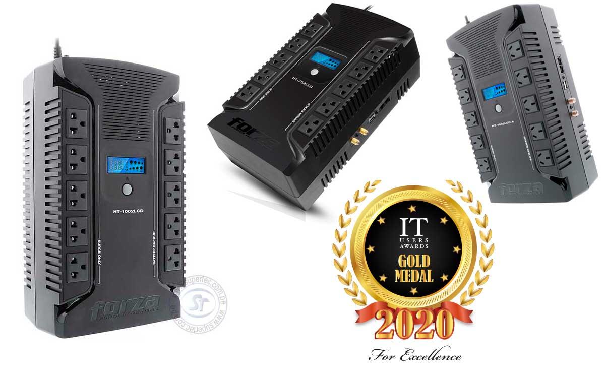 Forza Power Technologies incorpora nueva serie HT de UPS