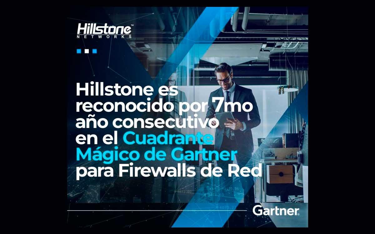 Hillstone Networks reconocida Líder en el Cuadrante Mágico para Firewalls de Red