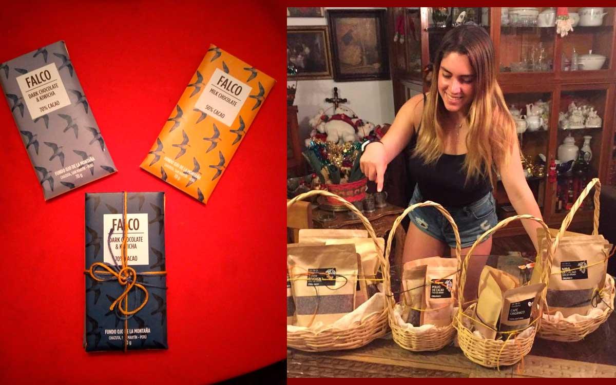 Productos orgánicos Sabia Terra de Tarapoto son sensación en campaña navideña