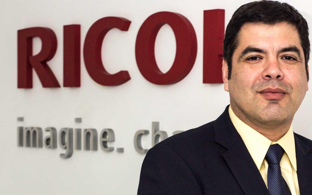 Ricoh designa a Jorge Cortés nuevo Gerente General para Perú