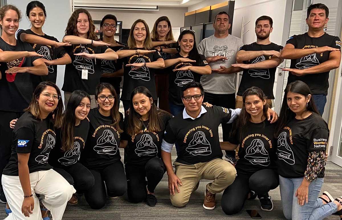 SAP Perú ocupa es la número uno en el ranking PAR de equidad de género
