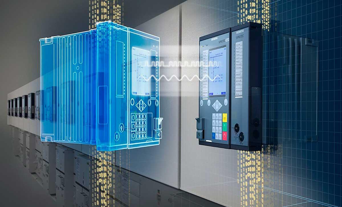 SIPROTEC el gemelo digital que predice y optimiza el rendimiento de las redes de energía