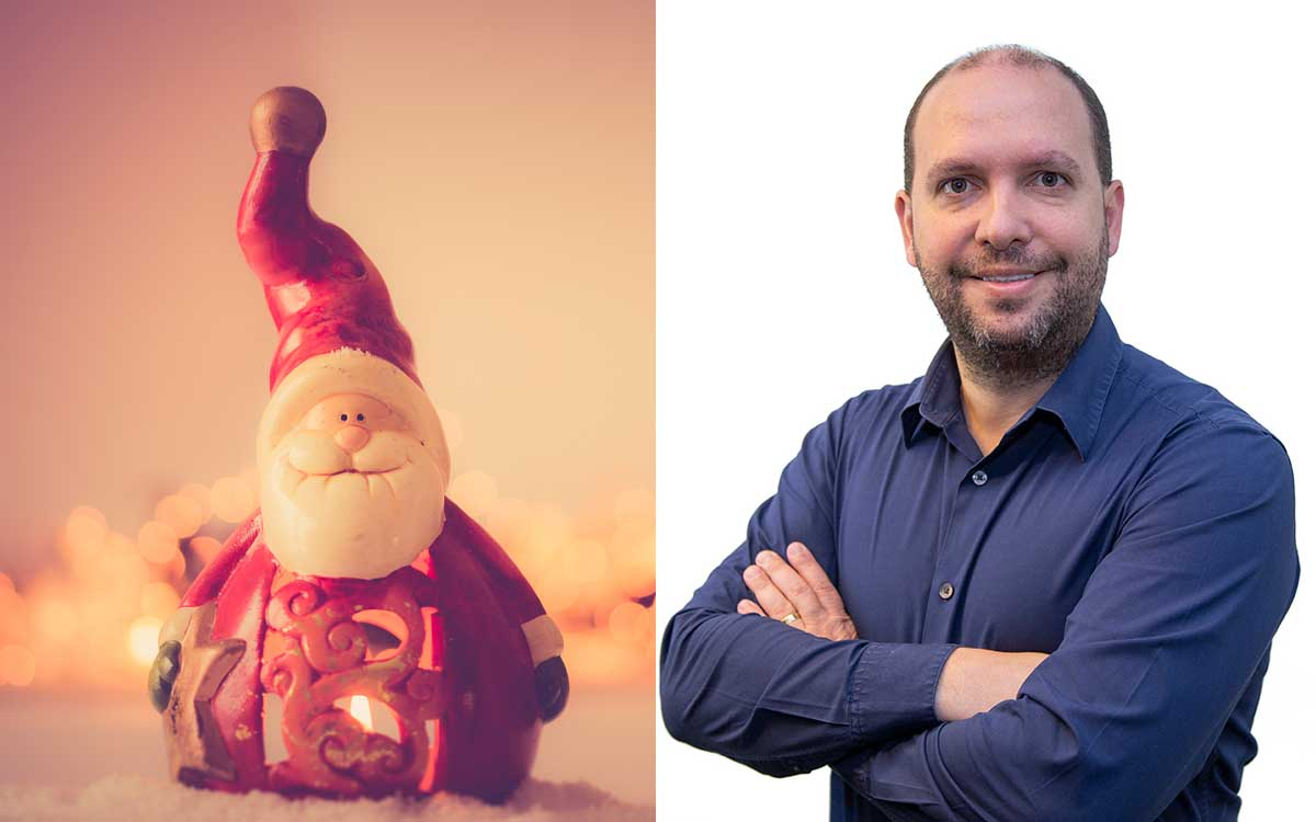Consejos de seguridad en línea de Santa Claus para esta temporada de compras