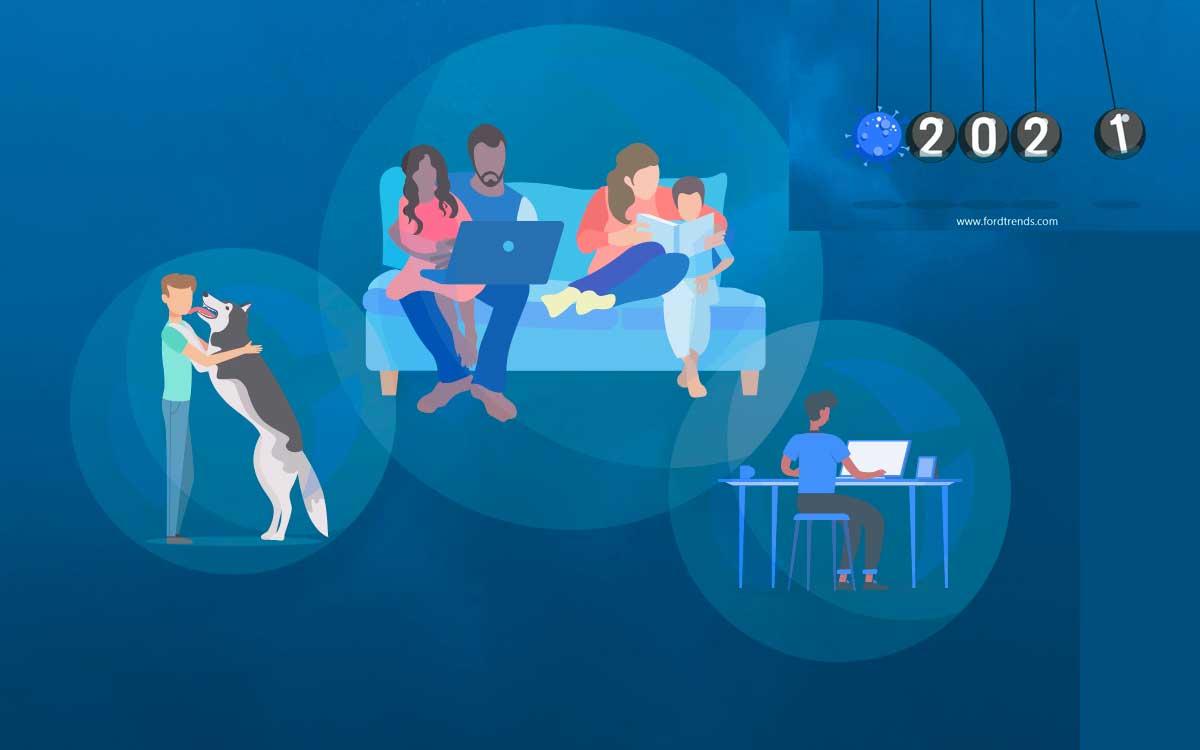 Ford Trends Report 2021 revela que los consumidores son resilientes y se adaptan a la nueva vida en pandemia
