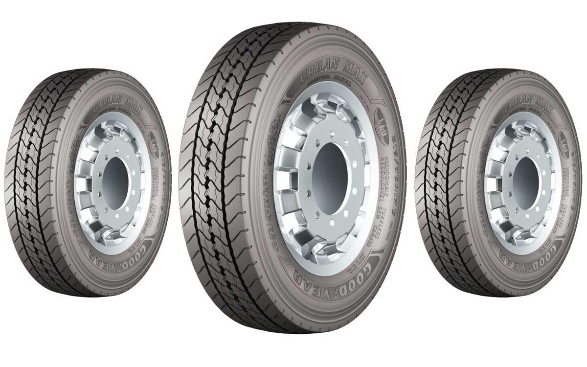 Goodyear presenta nuevos neumáticos Urban Max