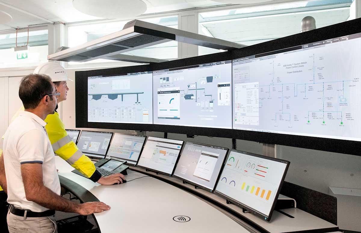 ABB actualiza sistema de control de planta principal de producción de Southern Perú