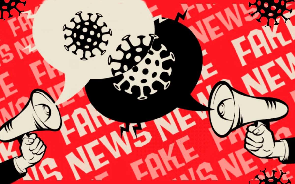 Abundan las fake news sobre la Covid-19 en redes sociales y apps de mensajería