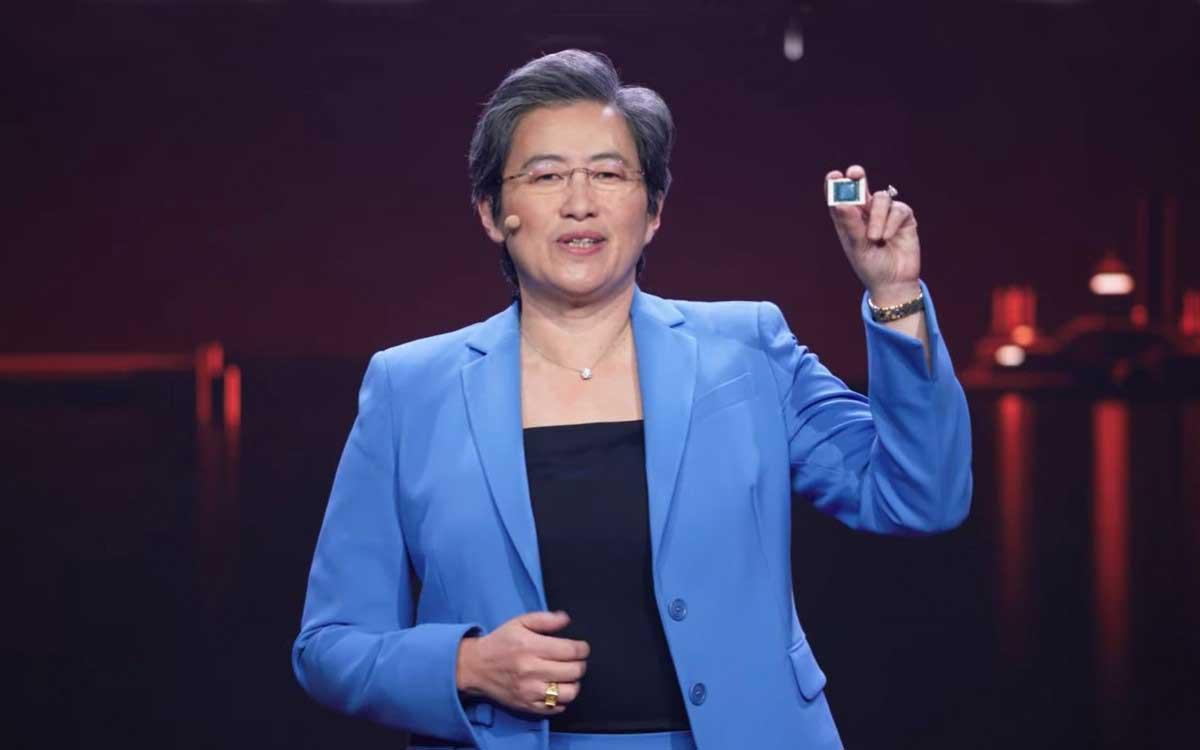 AMD anuncia nuevos Procesadores Móviles Ryzen Serie 5000 en la apertura CES 2021