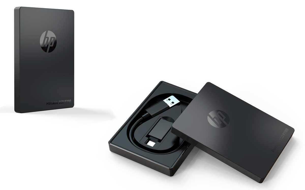 Biwin presenta el nuevo SSD portátil P700 de HP en Perú