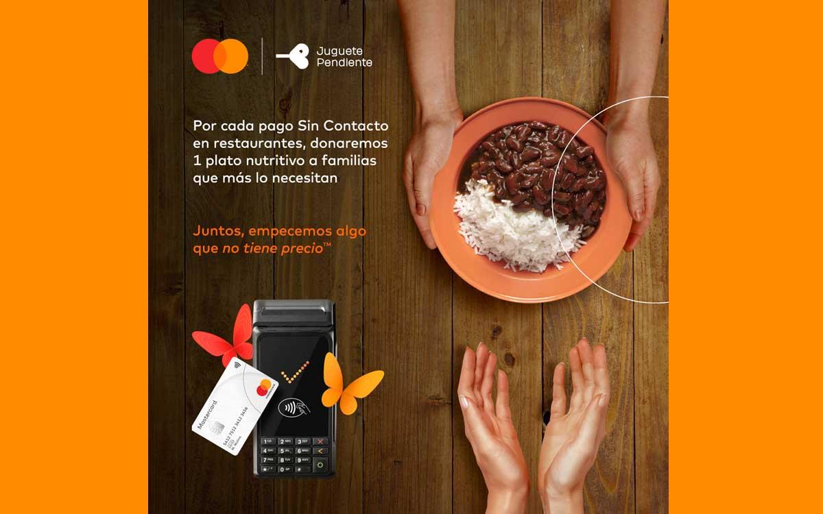 La ONG Juguete Pendiente y Mastercard se unen para apoyar a diversas ollas comunes