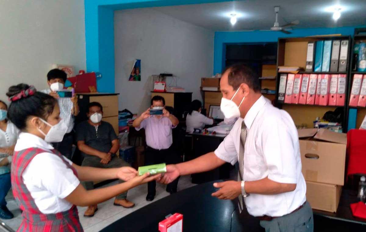 Mil docentes de Chanchamayo trabajan en su empoderamiento digital