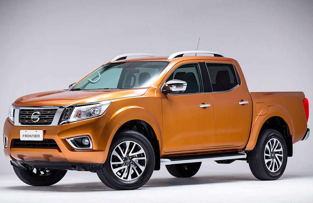 No hay destino que se resista al paso de la Nissan Frontier