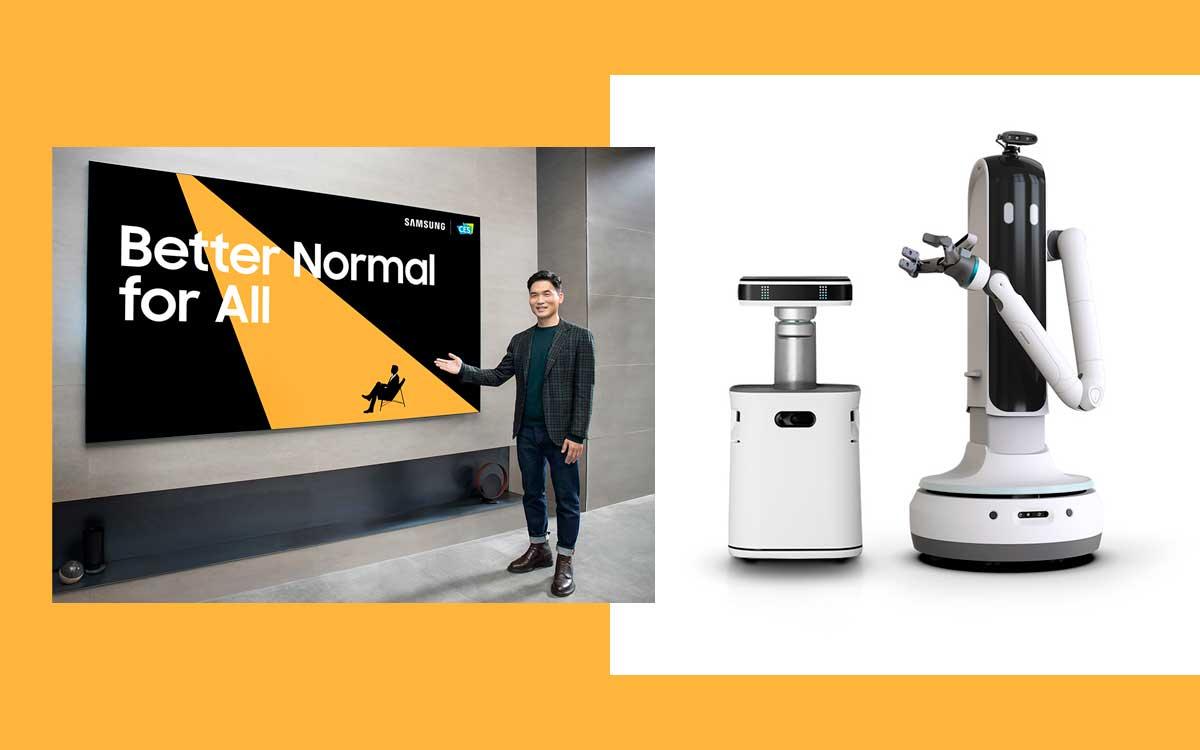 Samsung presenta sus innovaciones para una mejor normalidad en CES 2021