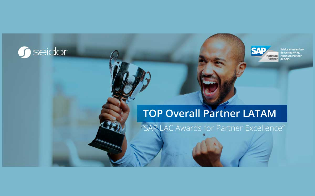Seidor fue reconocido como principal partner de SAP